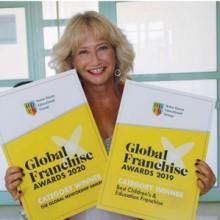 Global Franchise Magazine's Highlight on Helen Doron Kindergarten